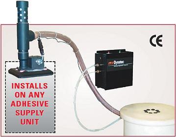 ITW Dynatec Hot Melt Adhesive Feeder HF2