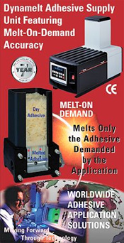 Melt On Demand Adhesive Hopper