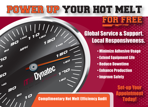 Power Up Your Hot Melt Offer