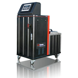 The Dynamelt­™ D Series hot melt adhesive supply unit from ITW Dynatec®
